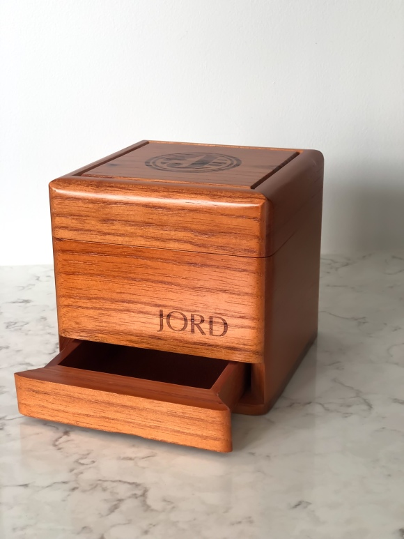 JORD Minimalist Wood Watch